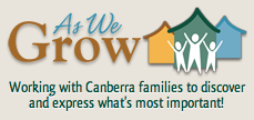 Counseling in Canberra with As We Grow